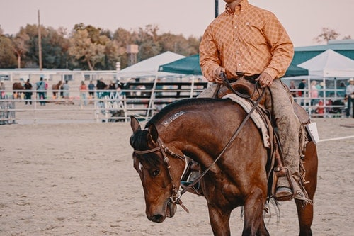 Is horseback riding bad for your hips?