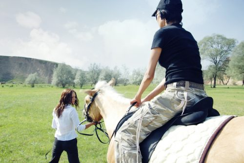 Can Adults Learn To Ride Horses?